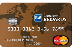 Best Western Rewards® Secured MasterCard®