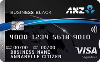 ANZ Business Black Card