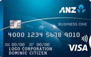 ANZ Business Rewards Options Visa
