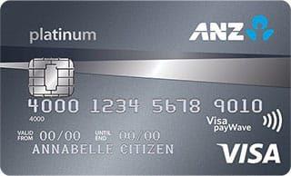 ANZ Platinum Credit Card
