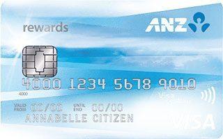 ANZ Rewards Card