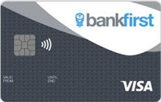 Bank First Visa Classic Credit Card