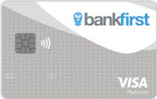 Bank First Visa Platinum Credit Card