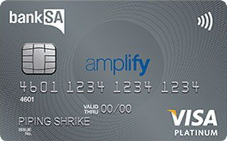 BankSA Amplify Platinum Credit Card – Bonus Points