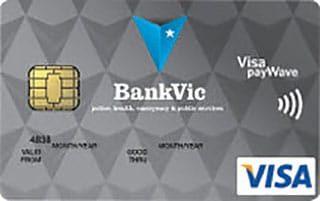BankVic Visa Silver credit card