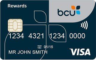 bcu Rewards credit card