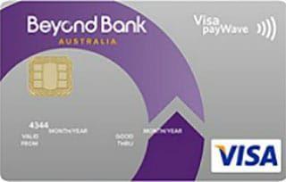 Beyond Bank Low Rate Visa Credit Card