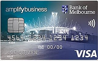 Bank of Melbourne Amplify Business Credit Card