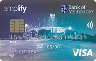 Bank of Melbourne Amplify Card