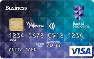 Bank of Melbourne BusinessVantage Visa Credit Card