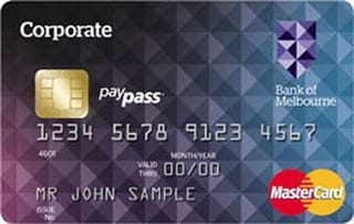 Bank of Melbourne Corporate Mastercard