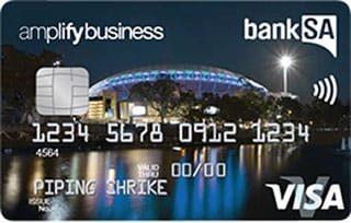 BankSA Amplify Business Credit Card