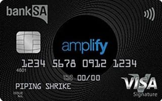 BankSA Amplify Signature Credit Card