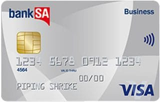 BankSA Visa Business Credit Card