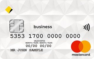 Commonwealth Bank Business Low Rate Credit Card