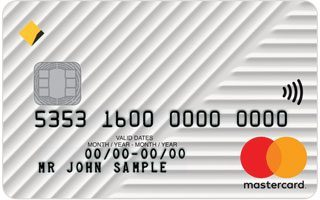 Commonwealth Bank Low Rate Card