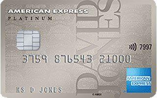 The David Jones American Express Platinum Card