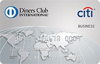 Diners Club Business Card