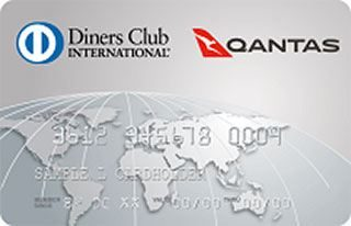 Frequent Flyer Diners Club card