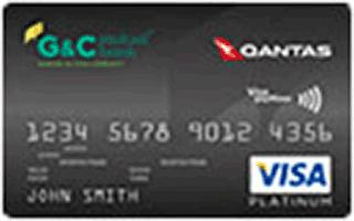 G&C Mutual Bank Platinum Visa Credit Card
