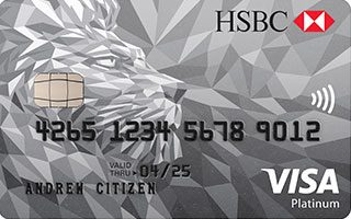 HSBC Platinum Credit Card – Balance Transfer Offer
