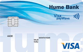 Hume Value Visa Credit Card