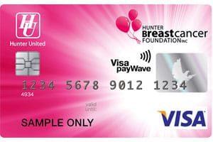 Hunter United Credit Card