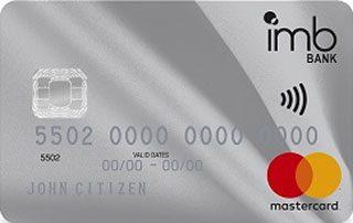 IMB Low Rate Mastercard