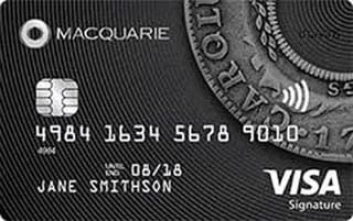 Macquarie Black Card with Qantas Points