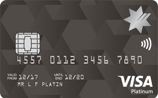 NAB Low Fee Platinum Card– Exclusive Offer