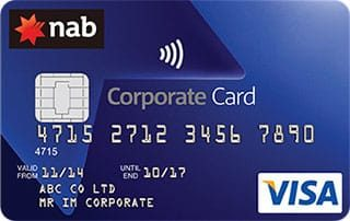 NAB Purchasing and Corporate Cards