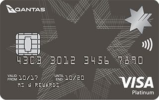 NAB Qantas Rewards Premium Credit Card
