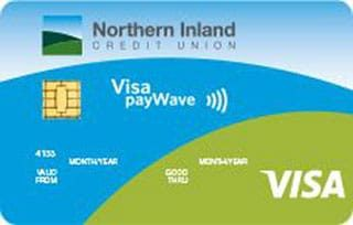 Northern Inland Credit Union Visa Classic Credit Card