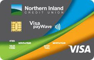 Northern Inland Credit Union Low Rate Visa