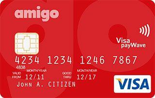 Orange Credit Union Amigo Credit Card review