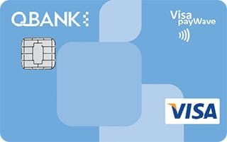 QBANK Bluey Visa Credit Card