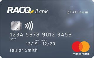 RACQ Platinum Rewards Credit Card