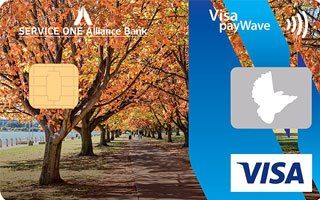 Service One Visa Credit Card