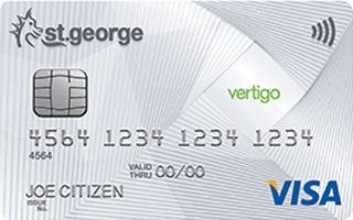 St.George Vertigo Visa Card – Exclusive Offer