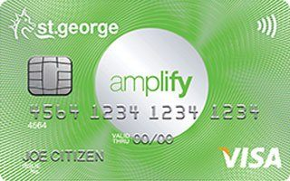 St.George Amplify Card
