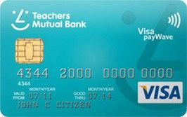 Teachers Mutual Bank Credit Card
