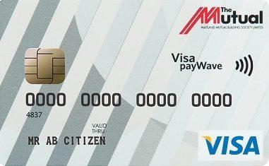 The Mutual Visa Credit Card