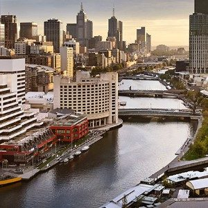 Melbourne hotels near the Convention Centre