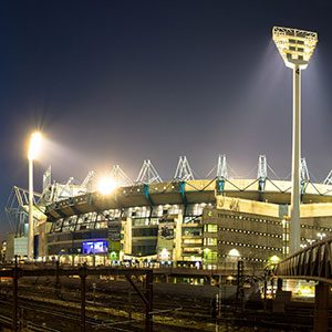 Melbourne hotels near the Cricket Ground