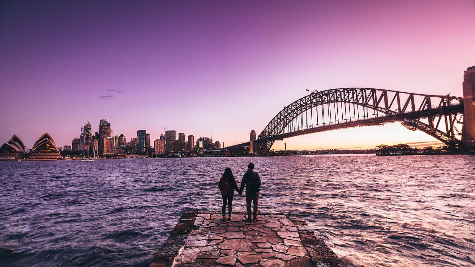 Photo Taken In Sydney, Australia