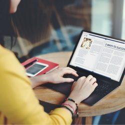 Journalism Online Courses Shutterstock
