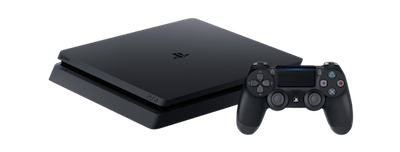 PlayStation 4 console product shot