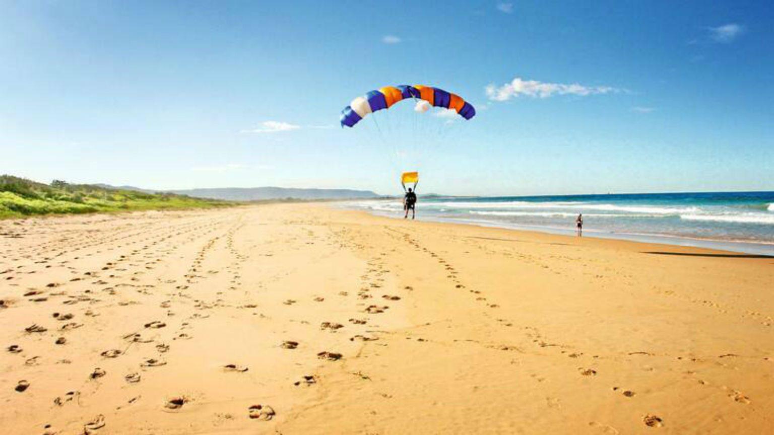 Skydiving Wollongong