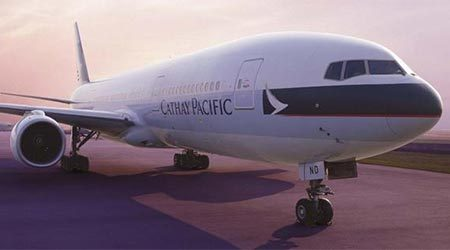 Latest Cathay Pacific reviews