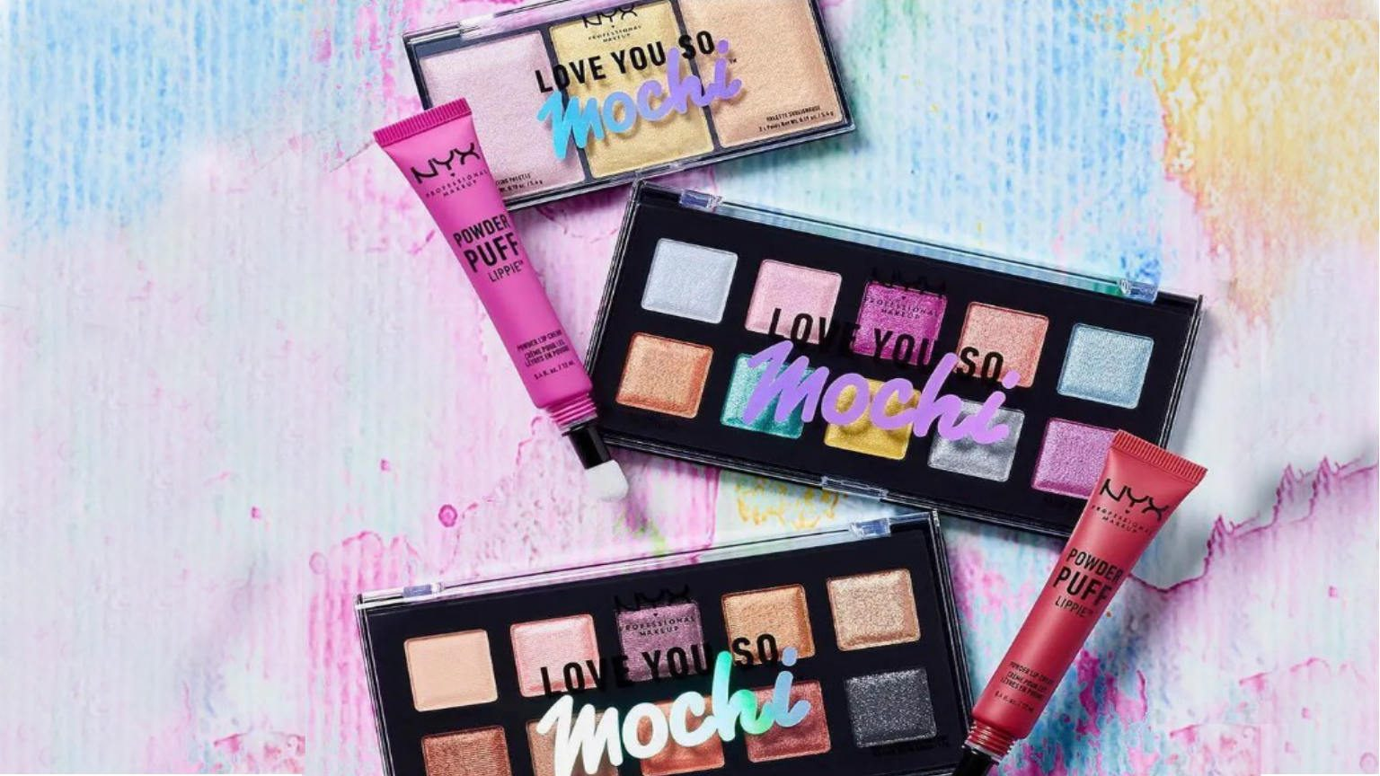 Nyx mochi cosmetics